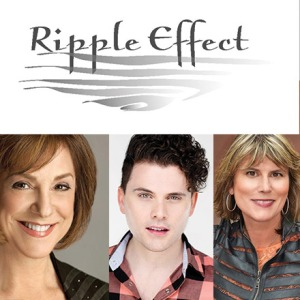 Ripple Effect's Next Big Thing! JULY 31st ONLY ** NYC's 54 BELOW**